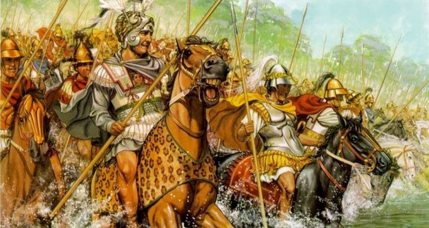 Alexander the Great's army