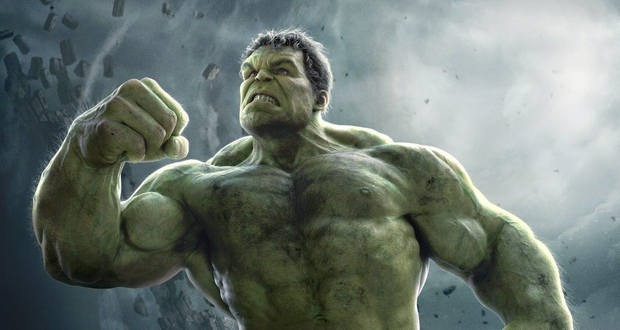 Hulk Inspiration