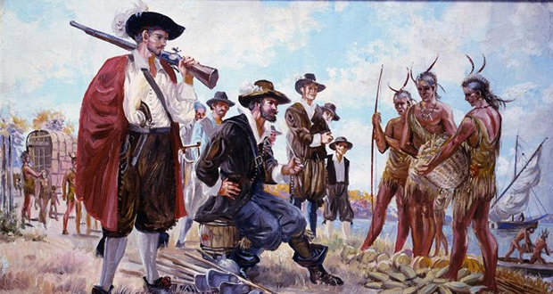 Colonial Americans
