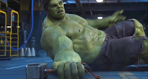 Hulk Body