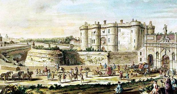 Paris prisoners