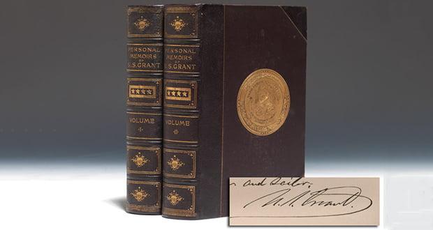 Ulysses S. Grant's autobiography