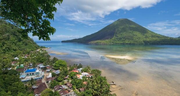 Bandaneira Island