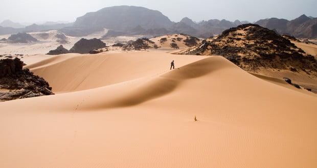 Sahara climate