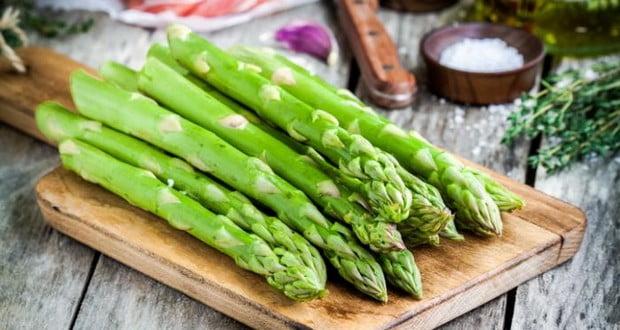 Asparagus urine