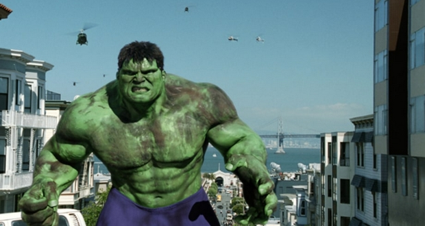 Bad CGI Hulk