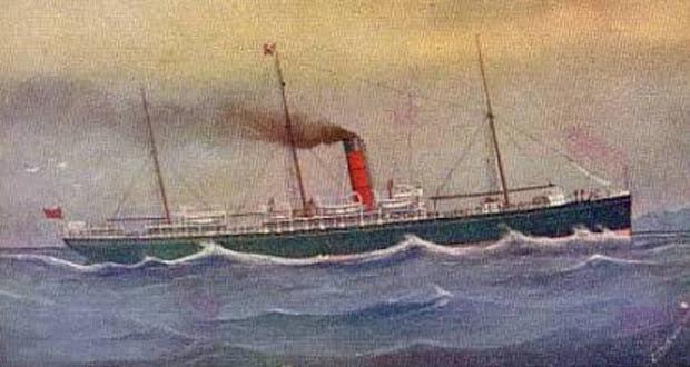 SS Warrimoo