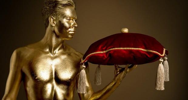 Gold in Body