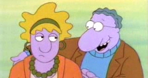 Mr. and Mrs. Dink