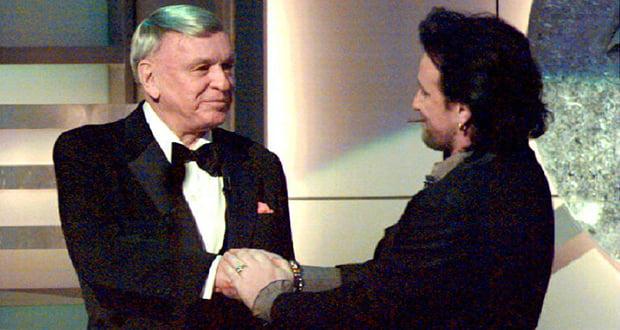 Frank Sinatra Grammys speech