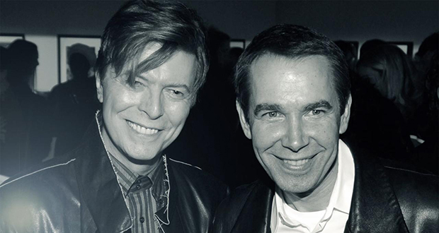 William Boyd and David Bowie