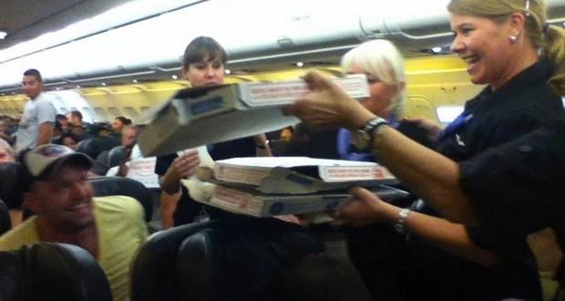 Pizza pilot