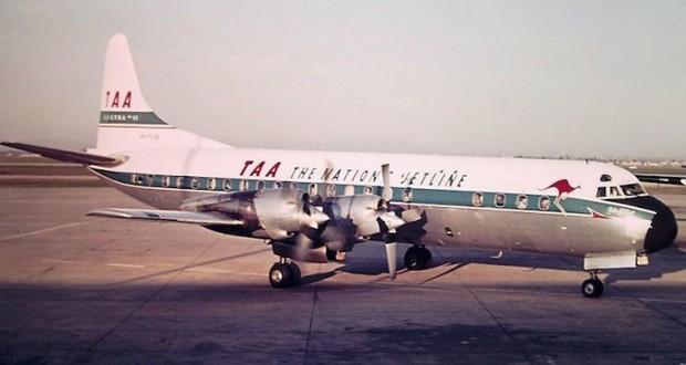Trans Australia flight 408