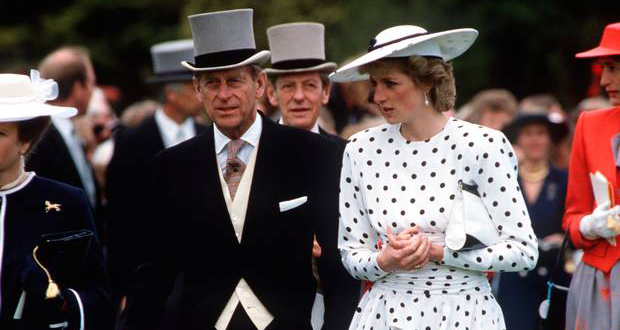 Prince Philips and Diana