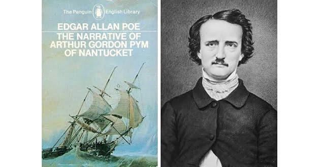 The Narrative Gordon Pym Of Nantucket