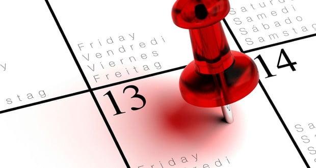 Friday 13th