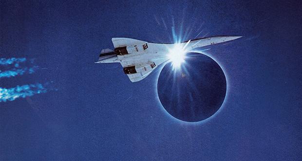 Concorde pilots