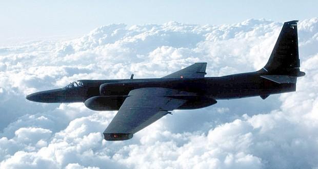 Lockheed U2 pilots