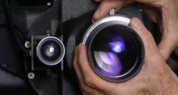 Stanley Kubrick lens