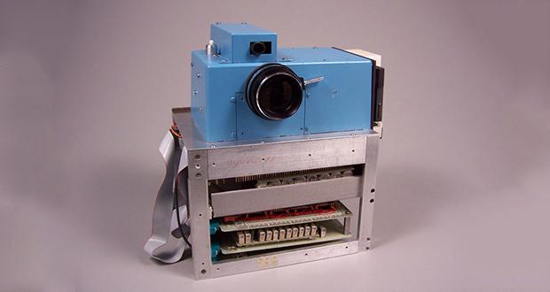 Kodak's digital camera