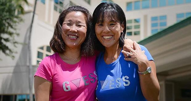 Korean Sisters