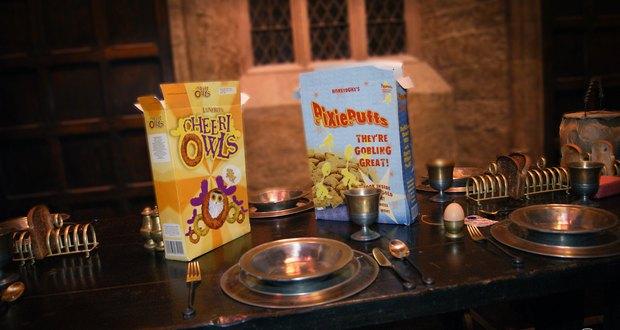 Wizard Cereals