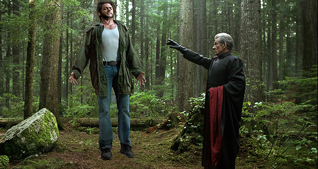 Magneto and Wolverine