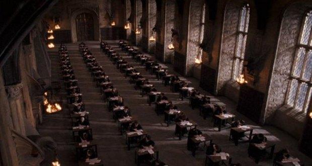 Wizarding Exams