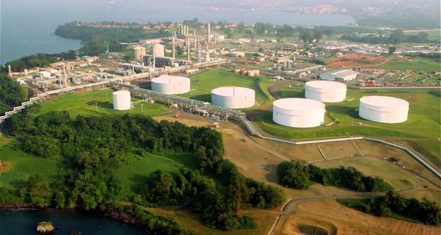 Malabo city power plant