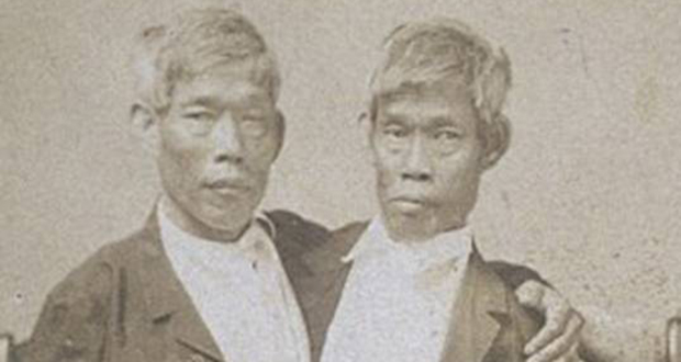 Chang and Eng Bunker