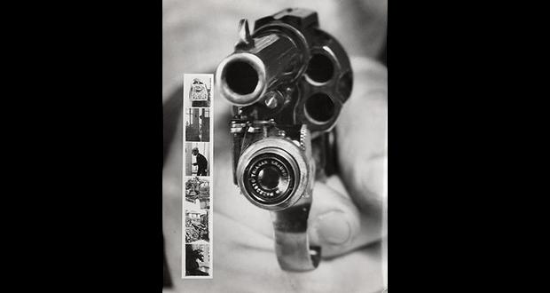 Revolver-camera