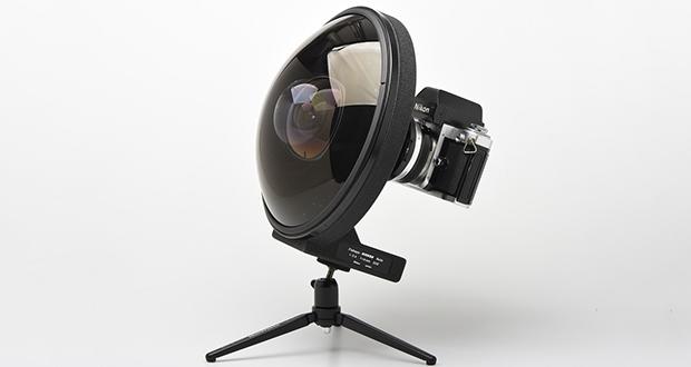 Fisheye Nikkor 6mm