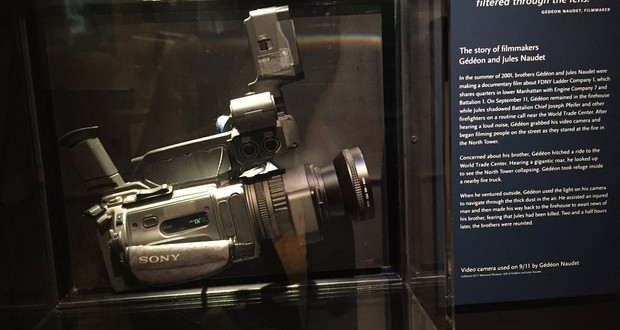 9/11 camera