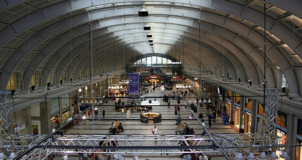 Stockholm's Central Station