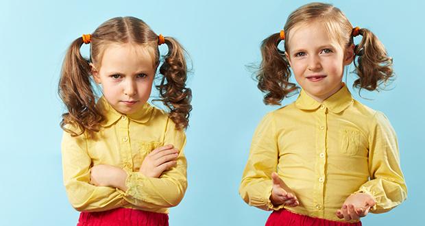 Identical same-sex twins