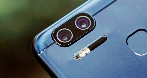 Phone's camera