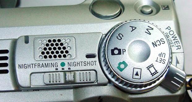 NightShot camera