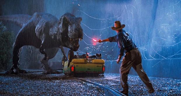 Jurassic Park VFX