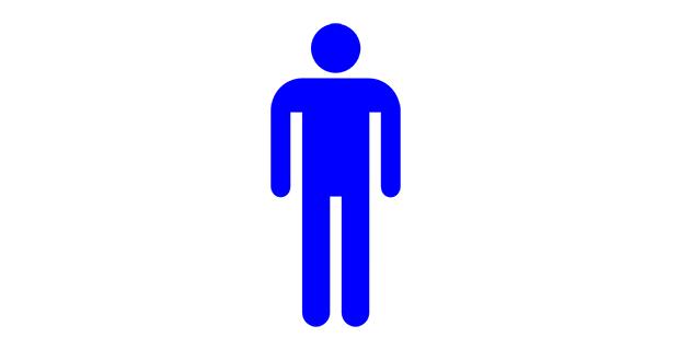 Male menstruation