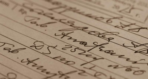 Doctors' handwriting