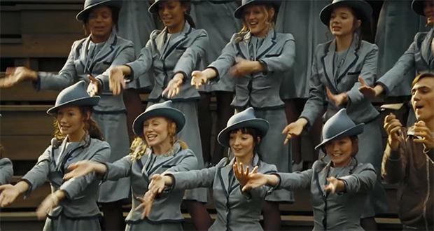 Beauxbatons girls