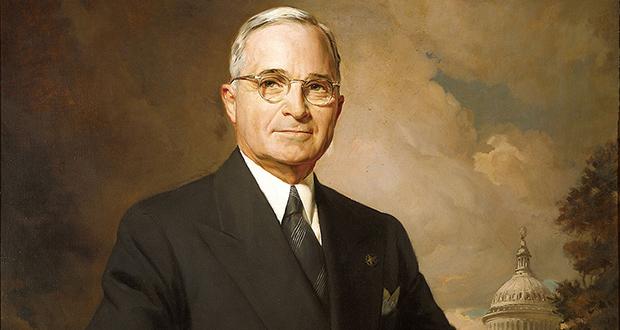 Harry Truman's memorial