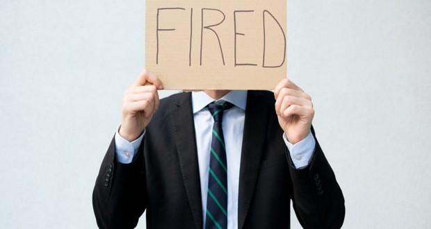 Fired men