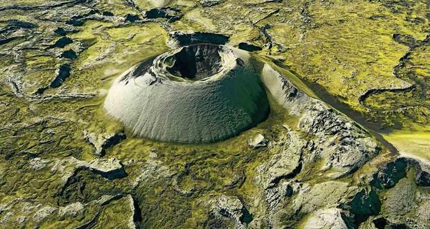 Laki Eruption