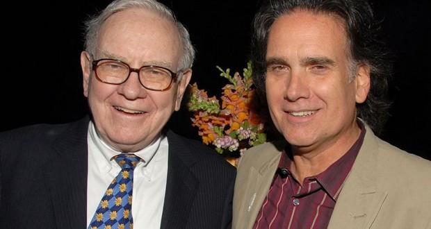 Warren Buffett and Peter Buffett