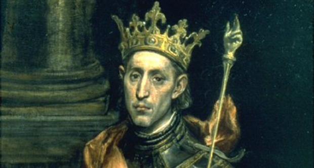 King Louis IX