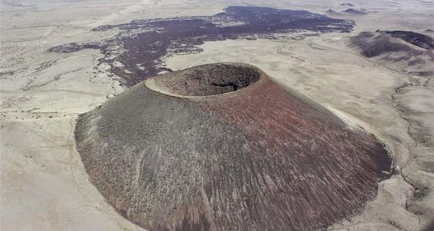 Sh*t Pot Crater