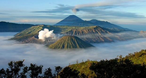 Toba eruption