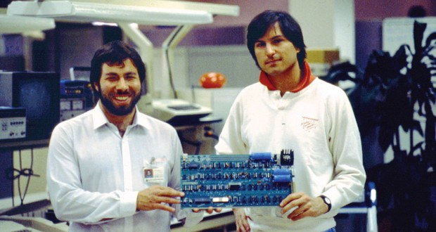 Jobs and Wozniak