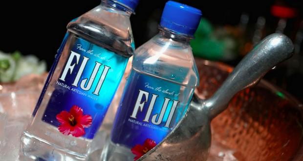 Fiji water ad
